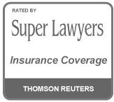 BADGE_Super Lawyers_Insurance Coverage